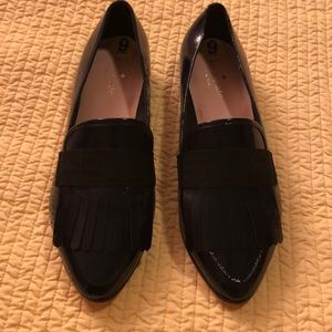 Kate Spade Navy Patent Leather shoes